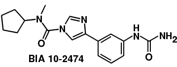 Bia 10-2474 structure