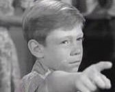 Billy Mumy in The Twilight Zone