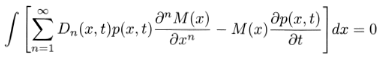 Fokker-Planck equation