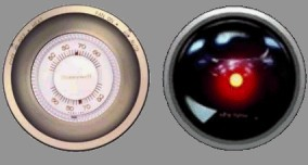Thermostat and HAL-9000