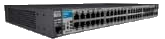 HP 2510G-48 switch