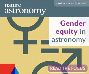 Nature Astronomy gender issue